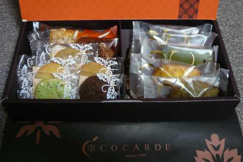 COCARDEコカルドの焼菓子